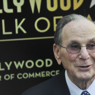 Hal David Honored On The Hollywood Walk Of Fame