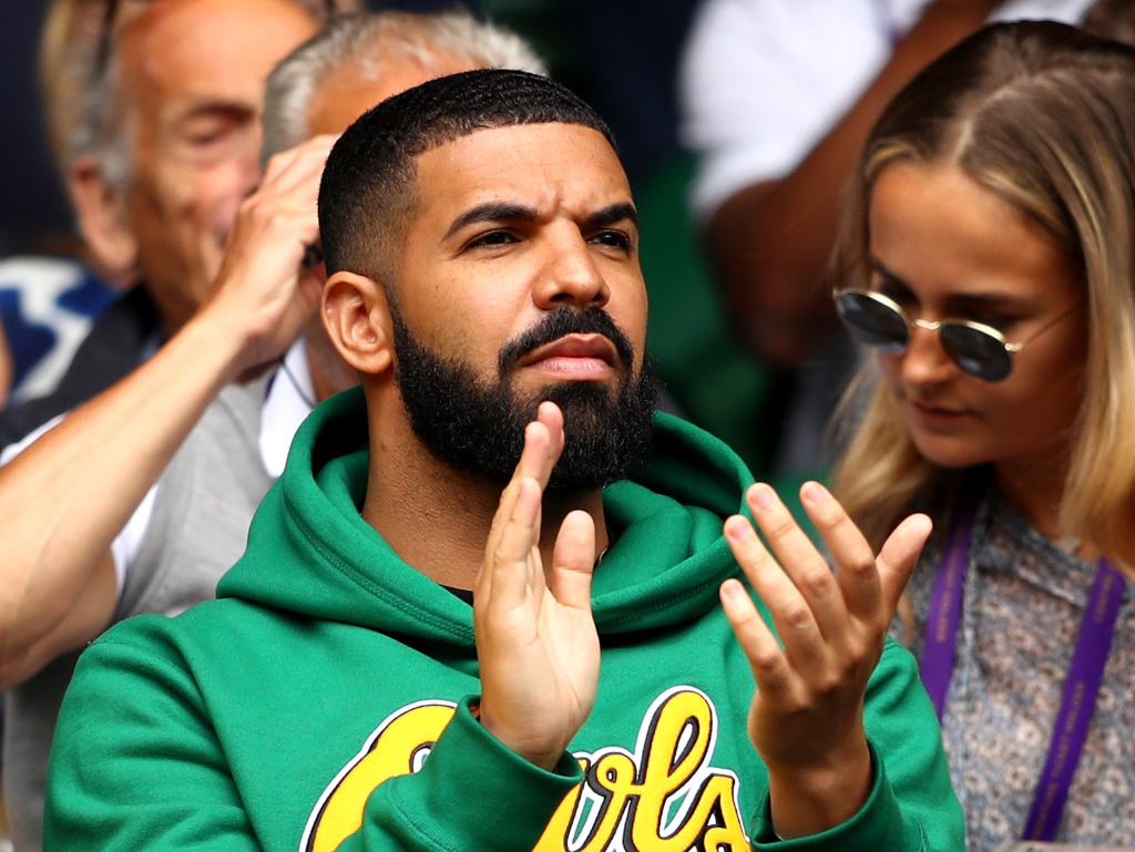 Drake's latest No. 1 hit