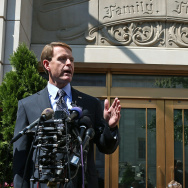 President Of The Family Research Council Tony Perkins Speaks On Yesterday's Shooting