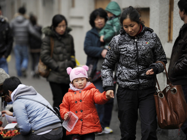 Feng Jianmei and her husband could not pay $6,000 in fines for violating China's one-child policy. In June, when she was seven months pregnant, local officials abducted her and forced her to have an abortion, her family says. The case has provoked widespread outrage.