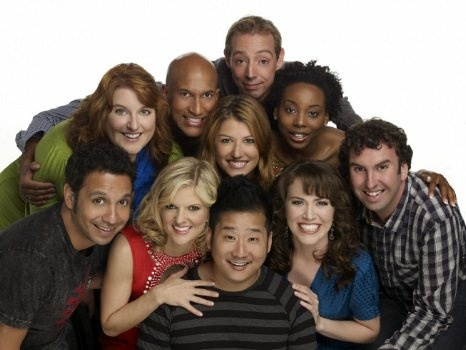 One of the casts from the 14 seasons of MADtv.
