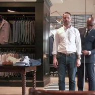 Screenshot from a video by the retailer Sid Mashburn.