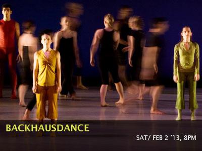 Backhausdance