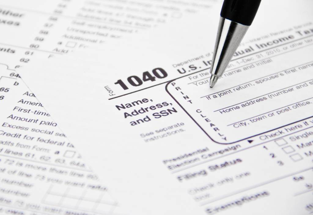 This year's federal tax filing deadline is April 17. Assistance is available if you need help preparing your returns.