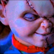 BRIDE OF CHUCKY - TIFFANY TURNS INTO DOLL SCENE [HD]