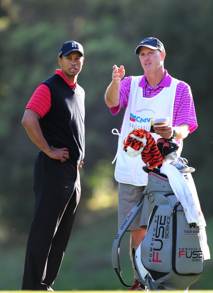 tiger woods has a brand new bag  but is sponsor fuse