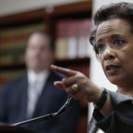 Loretta Lynch is Pres. Obama's pick for Attorney General.