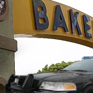 Bakersfield Police Department Patrol Car