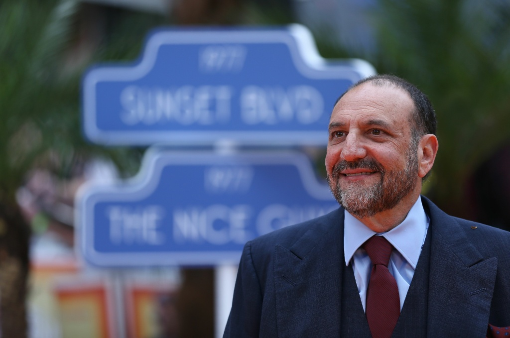 Joel Silver arrives to attend the UK premiere of the film