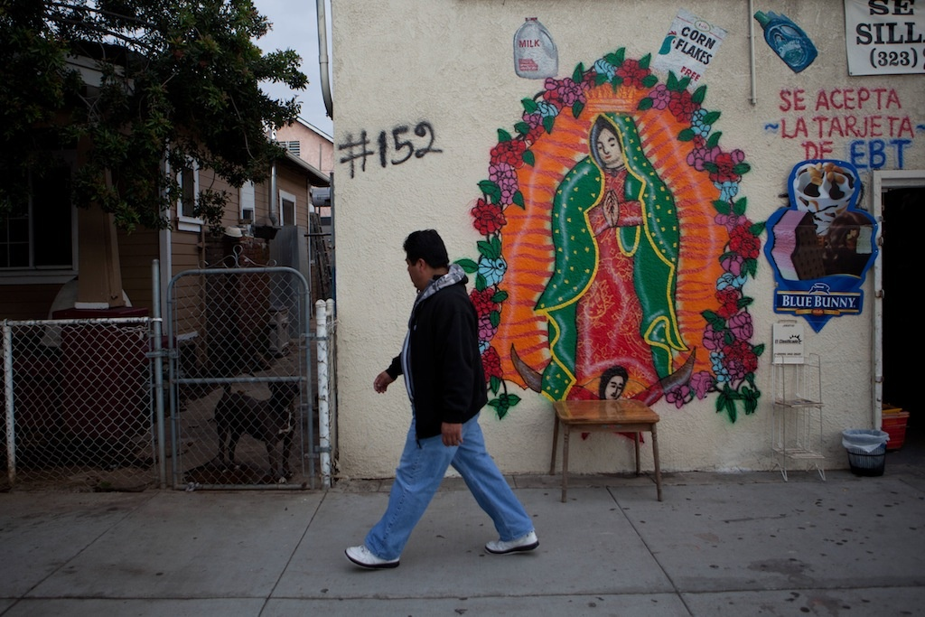 A group of activists say there are too many liquor stores in Boyle Heights.