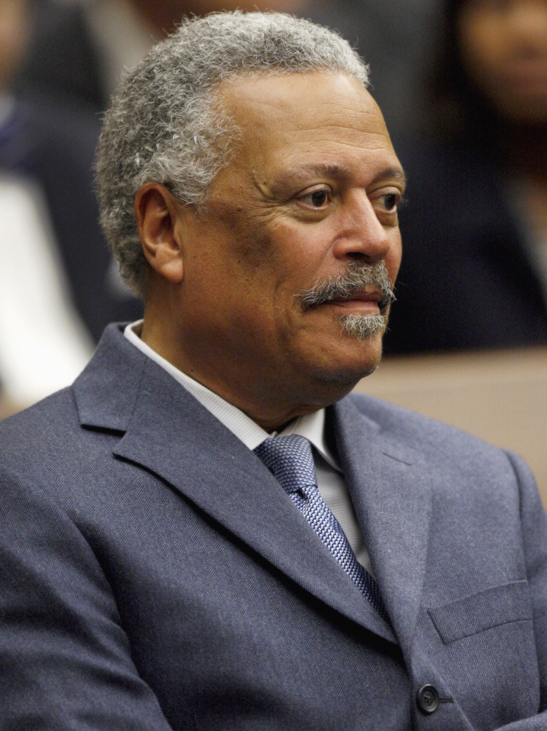 U.S. District Judge Emmet Sullivan, pictured in 2008, has temporarily blocked the Trump administration from deporting immigrants under new rules that largely bar asylum in domestic and gang violence cases.