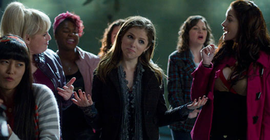 "Anna Kendrick in ""Pitch Perfect."""