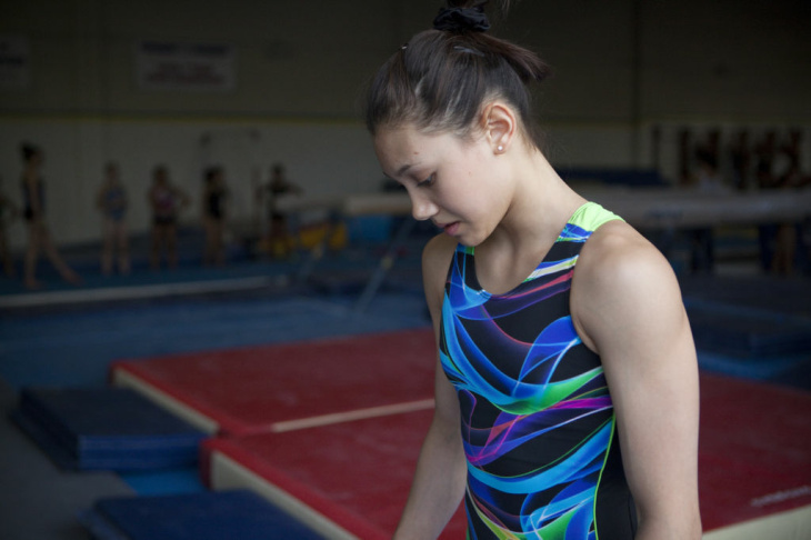 Kyla Ross - Gymnast - U.S. Olympic Team 2012
