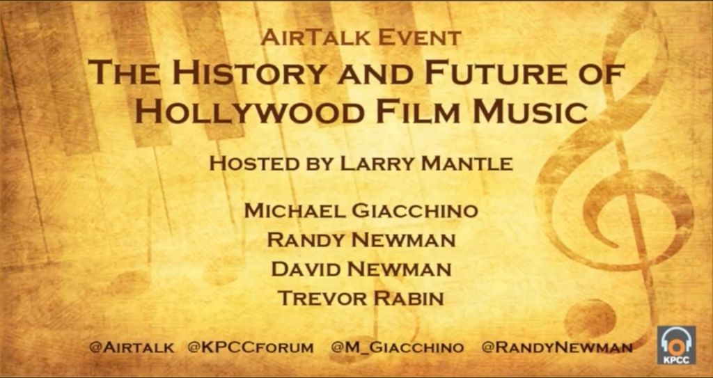 The History and Future of Hollywood Film Music