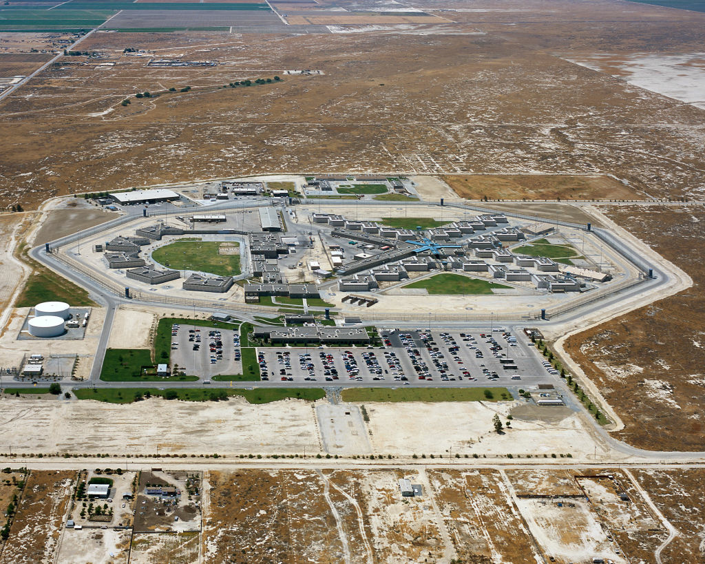 North Kern State Prison is in Delano, CA.