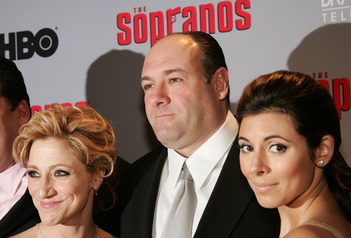 HBO Season Premiere Of  'The Sopranos'