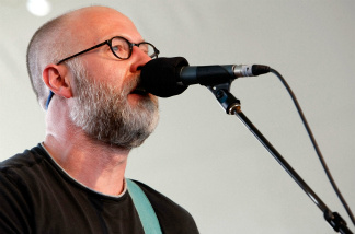 You can see Bob Mould read from his book at Book Soup in West Hollywood tonight.