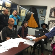 Castelar Metro Charter Meeting