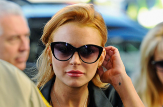 Associated Press: Prosecutors have formally charged actress Lindsay Lohan with felony grand theft.