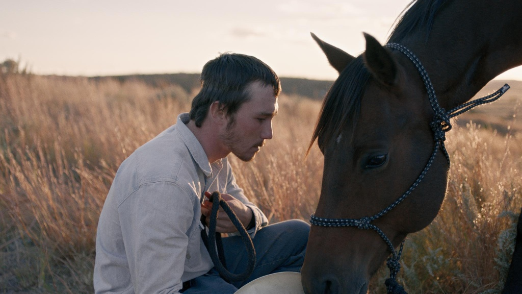 Brady Jandreau in Sony Pictures Classics' THE RIDER