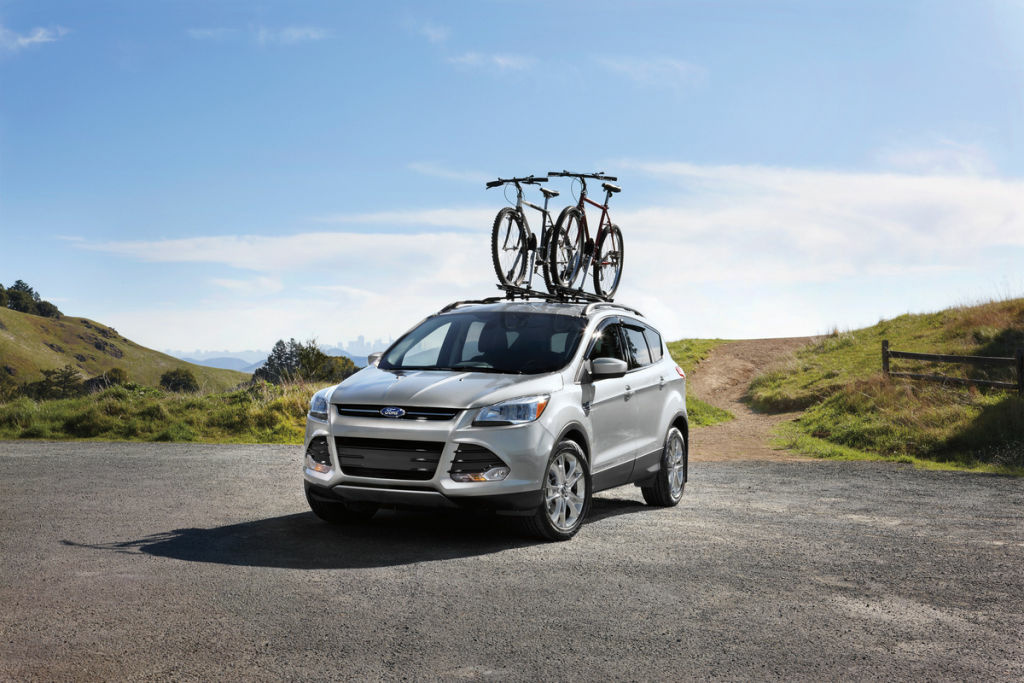The Ford Escape has been a big sales success for Ford so far this year.