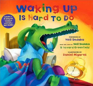 Neil Sedaka has seen much success and recently published a children's CD and book, Waking Up Is Hard to Do, based off his famous song Breaking Up Is Hard To Do.