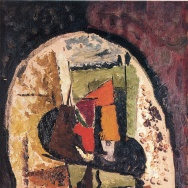 """Cubist Still Life"" by Arshile Gorkey"