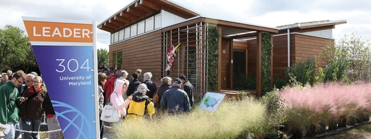 The U.S. Department of Energy Solar Decathlon 2013
