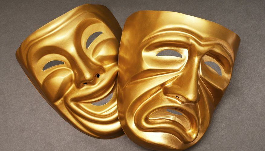 Comedy/Drama Theater Masks