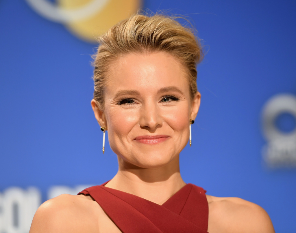 Kristen Bell will be the inaugural host for SAG Awards. Producers say the approach was inspired by last year's Women's March.