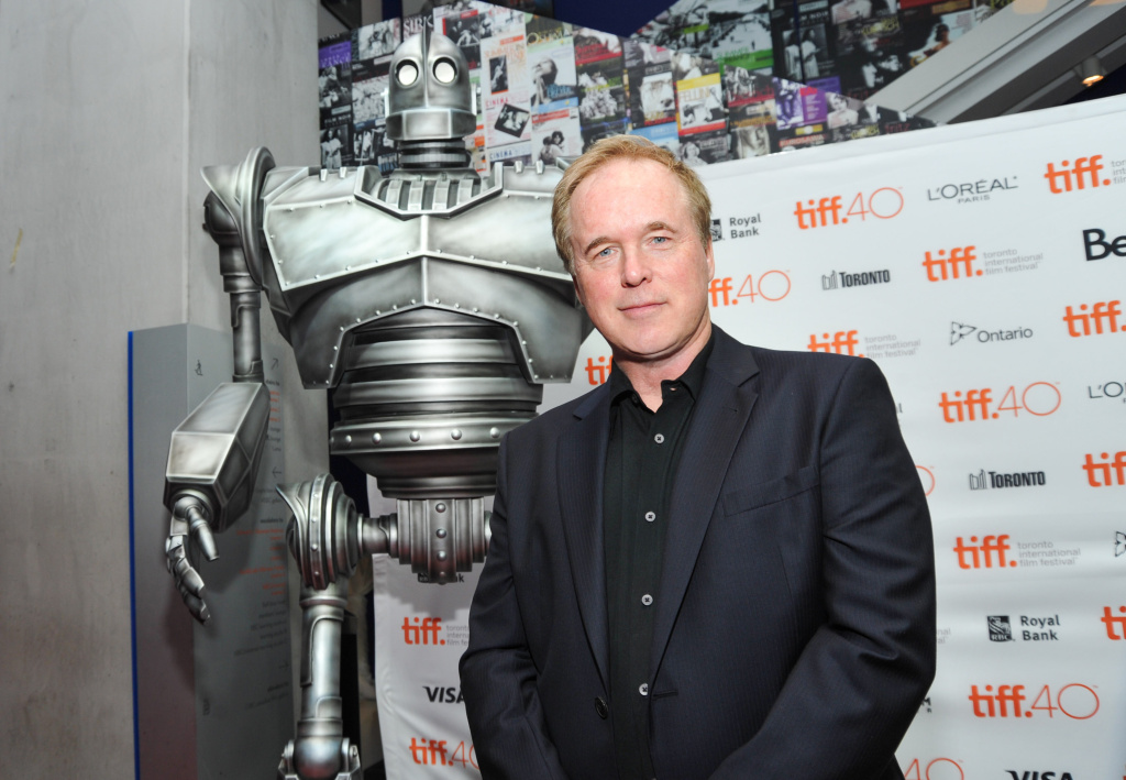 Director Brad Bird at the premiere of 'The Iron Giant: Signature Edition' at the 2015 Toronto International Film Festival.