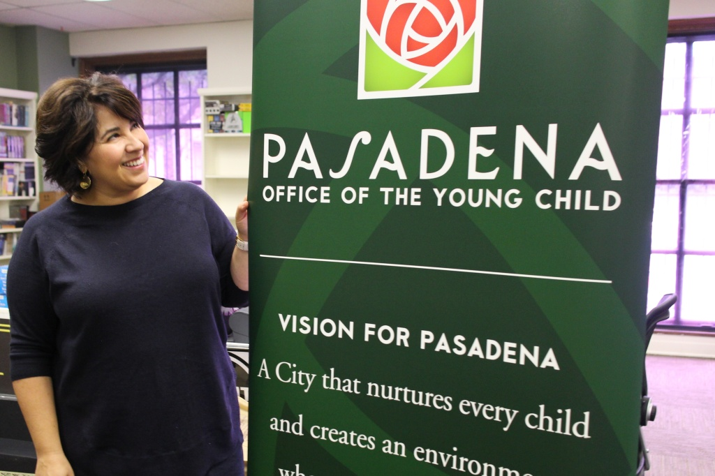 Lila Guirguis heads the City of Pasadena's new Office of the Young Child.