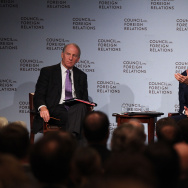 Secretary Of State John Kerry Discusses The Iran Nuclear Deal In New York