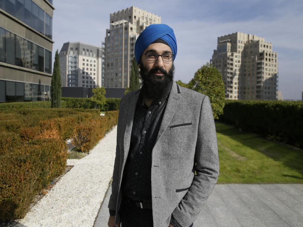 Darsh Singh, the first Sikh-American to play basketball in the NCAA, became the subject of an <a href=