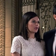 Casey Wilson and Ken Marino in Marry Me.