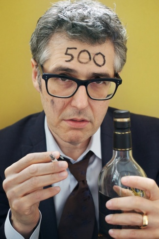 Host Ira Glass suffering from a (not) serious 500-episode hangover as