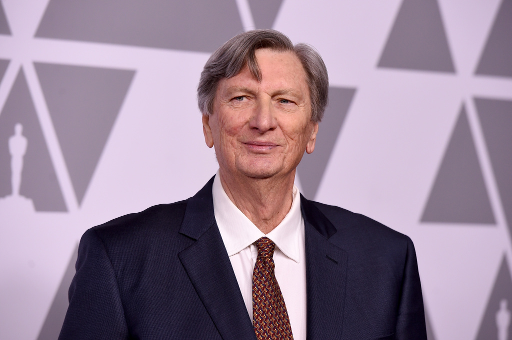 Academy of Motion Picture Arts and Sciences President John Bailey attends the 90th Annual Academy Awards Nominee Luncheon at The Beverly Hilton Hotel on February 5, 2018 in Beverly Hills, California.
