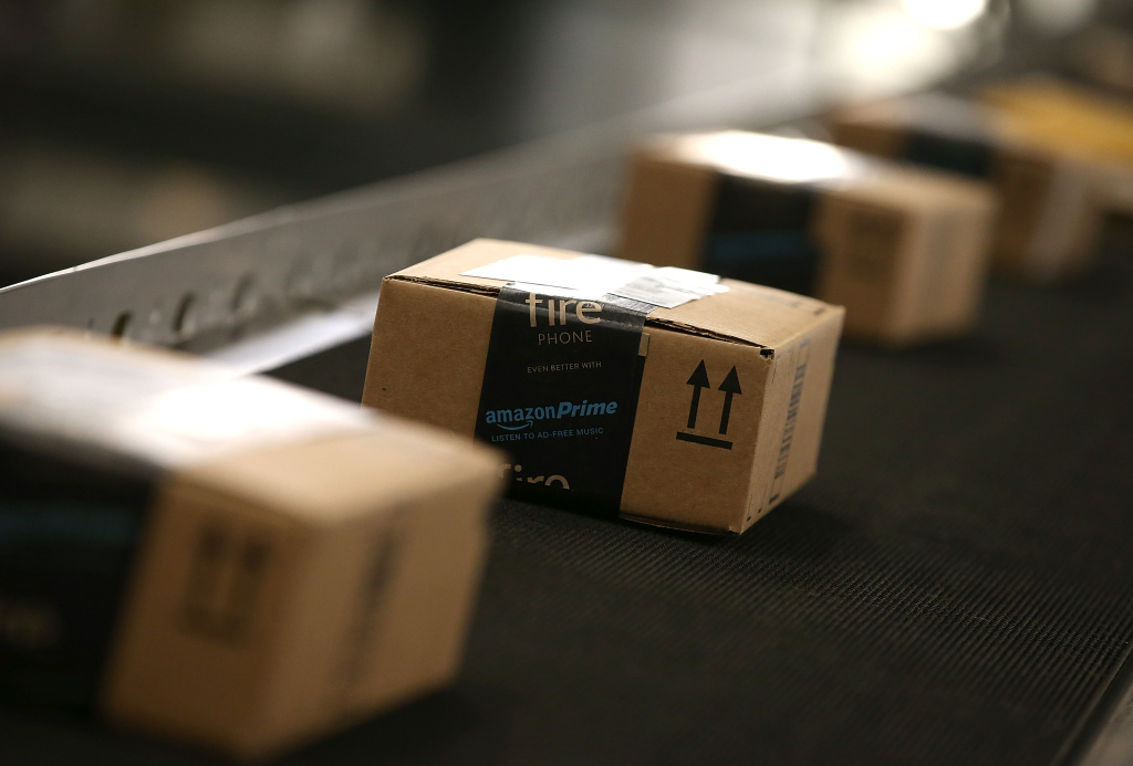 Amazon has launched a delivery service that relies on