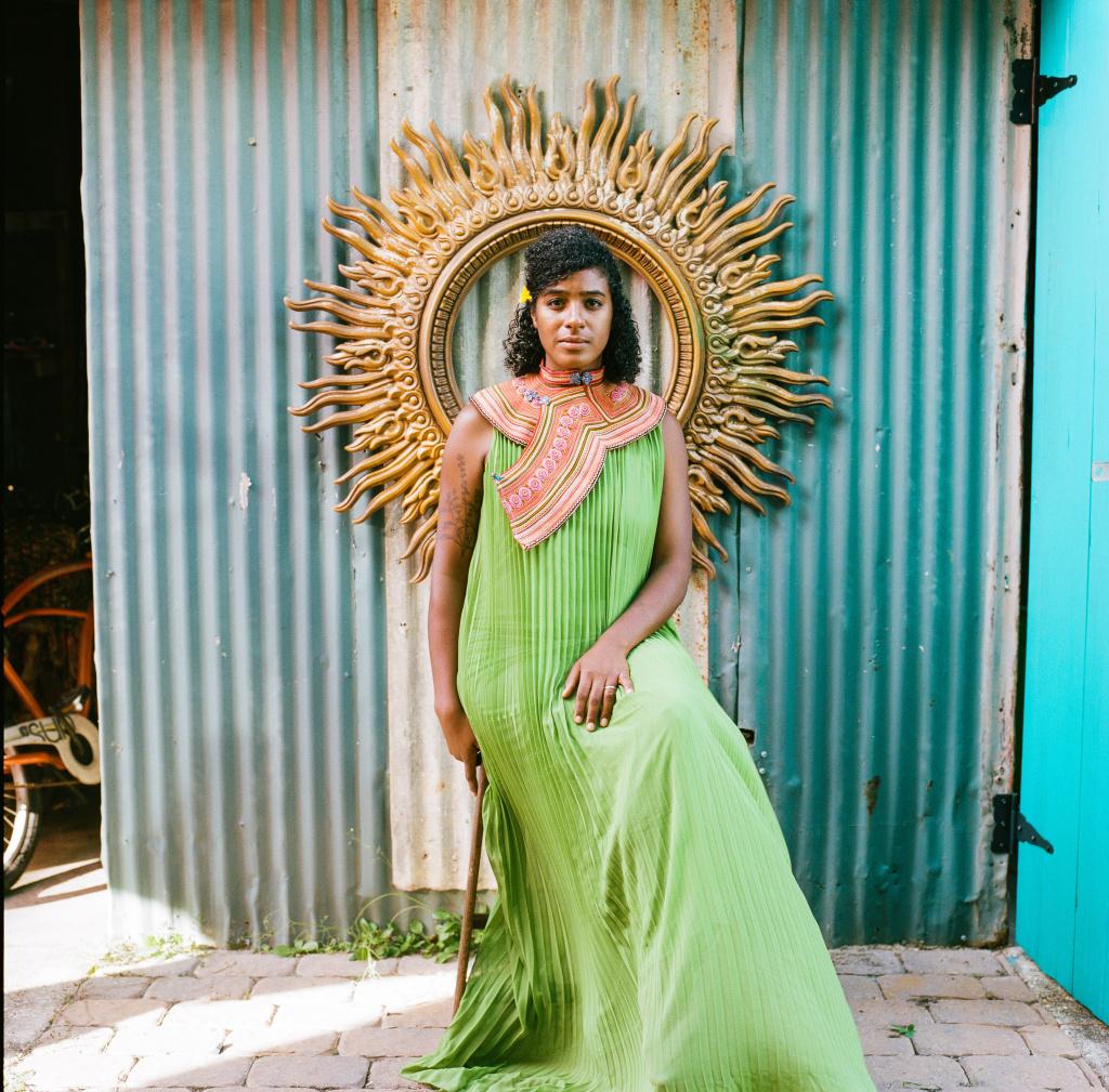 Leyla McCalla's latest album,
