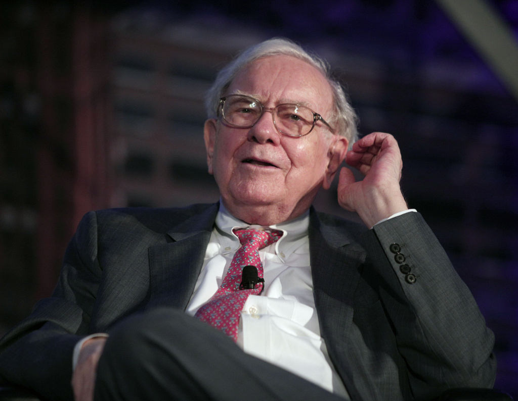 Warren Buffett said Monday that Berkshire will pay $235 per share in cash for Precision Castparts' outstanding stock.