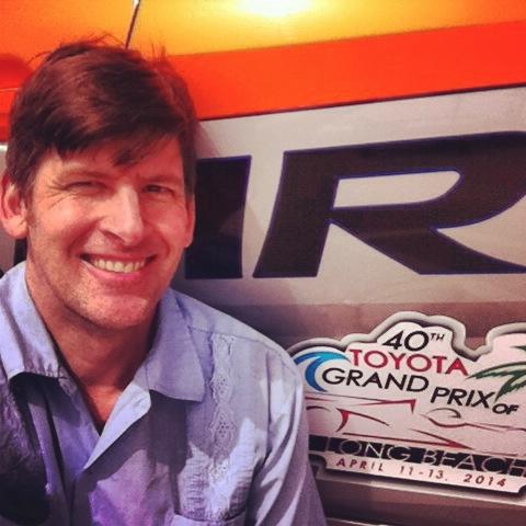 Off-Ramp host John Rabe.