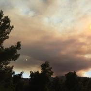 Roblar Fire