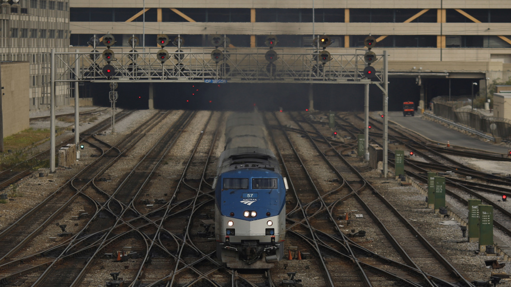 Amtrak has experienced four fatal crashes since December, and last year's 828 railroad deaths marked the deadliest year on rail in at least a decade, according to Politico.