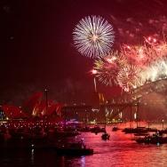 AUSTRALIA-NEW YEAR