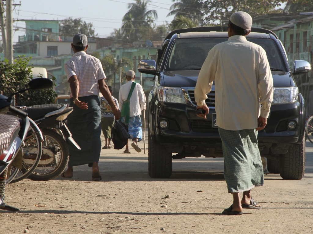 An Internet shutdown that began a year ago in parts of Myanmar is keeping some villages completely unaware of the global pandemic. The restrictions apply to multiple townships in the Rakhine and Chin states, site of an ongoing conflict between the country's military and the insurgent Arakan army.