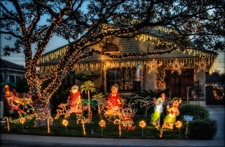 KPCC Asks: Where are the best Christmas lights in your neighborhood?