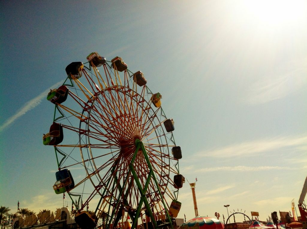 The 67th annual Riverside County Fair and National Date Festival continues in Indio through February 24.
