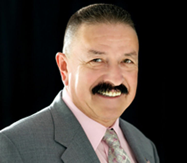 Cudahy mayor David Silva's headshot from the Cudahy city website.