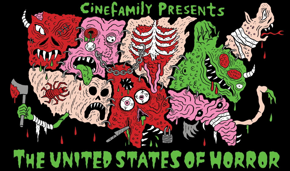 Cinefamily's United States of Horror film series.