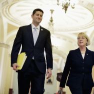House And Senate Budget Chairs Unveil New Government Funding Plan